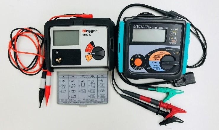 Megger錶及環路阻抗錶