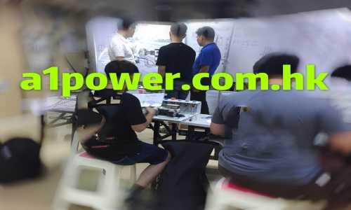 電工A牌課程上課實況2