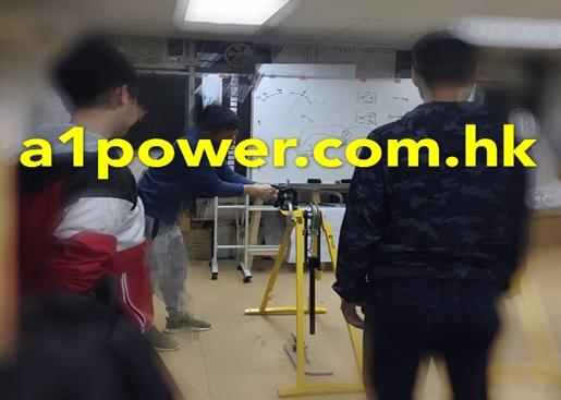 電工A牌工藝試題之屈鐵喉技巧實習堂